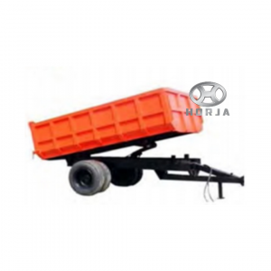 Side tipping trailer 5 Ton (Include Ban)